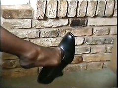 Nylon feet and shoes 6