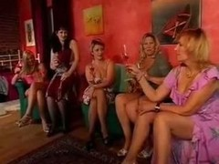 Milfs group intercourse