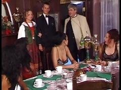 Anaal, Groepseks, Groep, Rijpe lesbienne, Orgie, Swinger