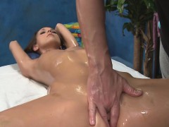 Baby gives a head and gets her moist cum-hole licked