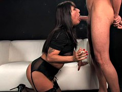 Milf ''smoking'' cock
