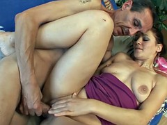 dirtystepdaughter lets fuck while mom is gone