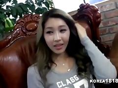 KOREA1818.COM - Hot Korean Babe Picked Up