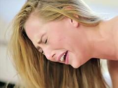Anaal, Blond, Pijpbeurt, Dubbele penetratie, Vrouw, Trio