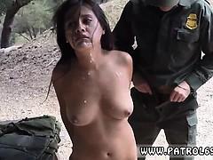 Bondage discipline sadomasochisme, Bruinharig, Sperma in gezicht, Hardcore, Hd, Buiten, Tiener, Uniformpje