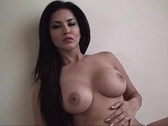 Charming Sunny Leone