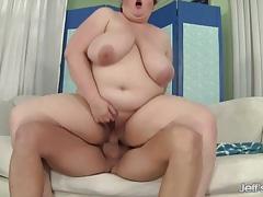 Gorda, Sexo duro, Hd, Tetas naturales