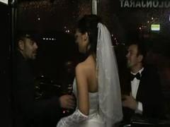 Wedding Group sex