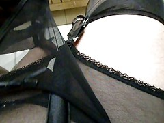 Black Stockings & Nylon