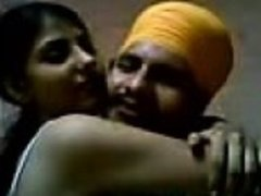 Desi- punjabi couple making love