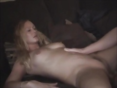 Shy Swinging Wife has Multiple Orgasms and filled with Cum