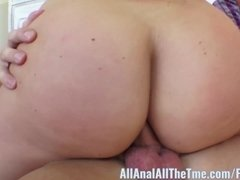 Big Booty Teen Maddy O'Reilly Gets Fucked in Ass!