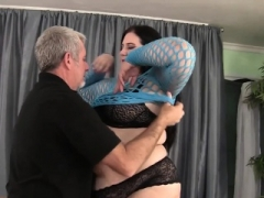 Heavy set cock sluts and big chubby girls fucked hard
