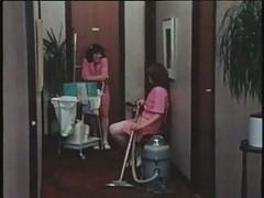 vintage 70s danish - Sex-Mad Maids (german dub) - cc79