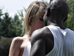 Anal loving eurobabe interracial fucked