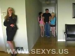 Office Woman Giving bj Fucked Riding On Fella On Th