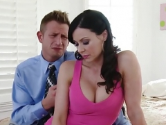 Kendra becomes excited after hot and moreover oily tooshie and moreover fuck hole rub