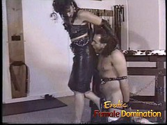 Pizza boy ends up as a slave in this dominatrixs dungeon