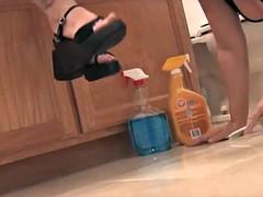 Lesbian footworship 1 HD