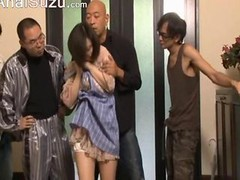 Me & my wife fuckign with chinese guy