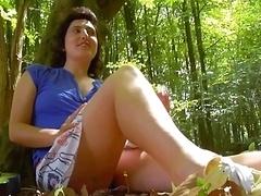 Morena, Peludo, Sexo soft