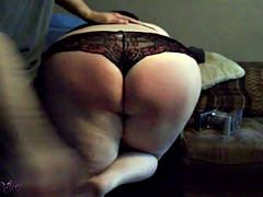 Rita gets a spanking Pt 1