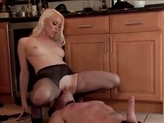 The Perfect Woman Makes a Mess of Filthy Hoe Boy