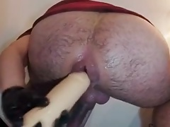 Playing with my hole