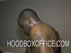 ghetto latin eat big hard black nigga dick