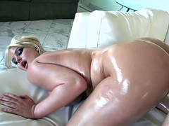 Satisfaction For Big Oiled Ass