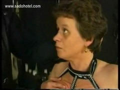 German master spankes more aged dependent on her heavyweight booty and additionally plays with her huge jugs bdsm