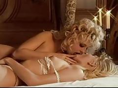 Lea Martini playing with girl
