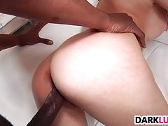 Melissa Moore gets fucked by huge black cock