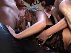 High class MILFs and horny cougars get dicked hard