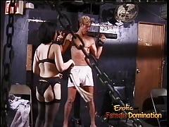 Sadomasochismus, Fesselspiele, Domination, Erotisch, Frau, Weibliche domination, Herrin