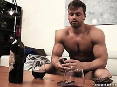 Fetiche, Gay, Hd, Masturbación, Músculo