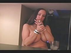 Smoking Fetish Bomb Jenna Star