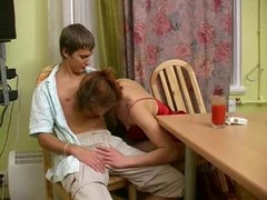 Elder Sister Seduced Brother