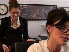 Allie and plus Andy - secretarys day