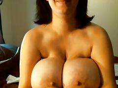 HUGE MASSIVE boobs