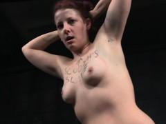 Fetisch, Hd, Rotschopf, Titten
