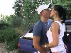 bigtitted teen banged in public