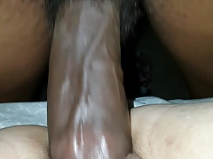 Grosser schwanz, Besamung, Hd, Interrassisch, Milch, Muschi