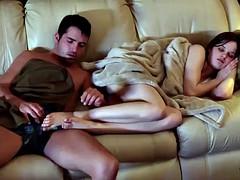 Bruinharig, Vriendin, Lesbisch, Pornster