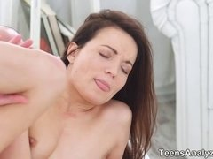 Tight anal pounding means a lot of pleasure for two