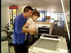 Sex At Work, On The Copy Machine