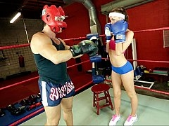 Schooling to become the sinful boxer