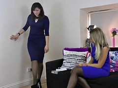 Lucy and Carly  Internacionale tights