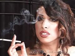 Tangent- Smoking Fetish At Dragg