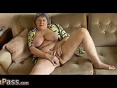Amateur, Belle grosse femme bgf, Mamie, Masturbation, Jouets